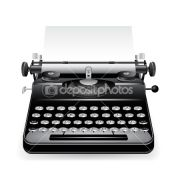 dep_2485544-Vector-typewriter